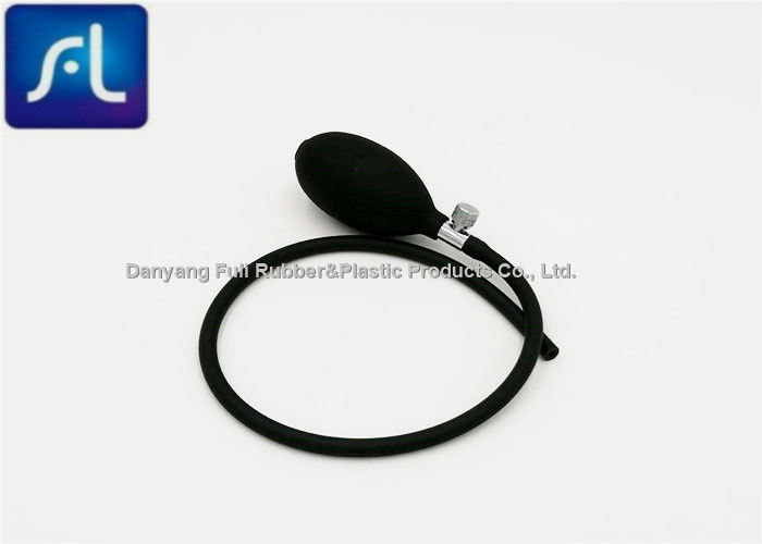 Matte Blood Pressure Bulb And Tube For Spygmomanoment High Performance